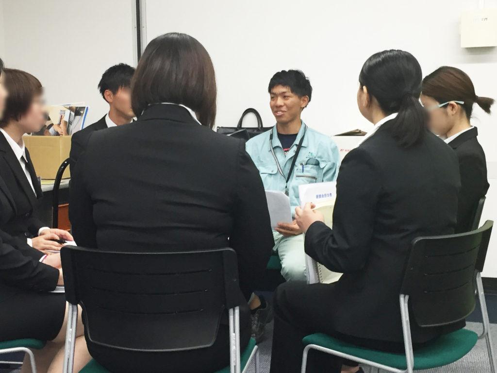 大鏡建設 新卒採用2020 会社説明会 沖縄 産業支援センター20190314